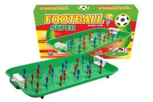 Teddies Kopaná/Fotbal společenská hra plast/kov v krabici