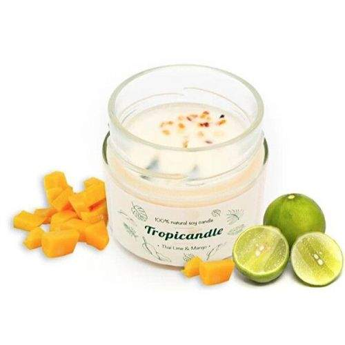 Tropikalia Tropicandle - Thai lime & mango