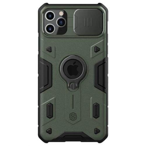 Nillkin CamShield Armor zadní kryt pro iPhone 11 2452028, zelený