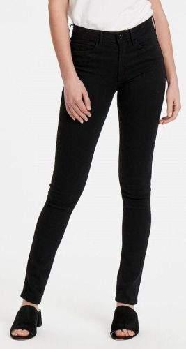 ICHI dámské džíny IHERIN IZARO BLACK 26 černá