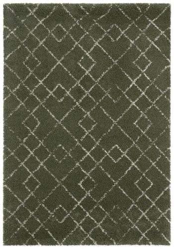 Mint Rugs AKCE: 120x170 cm Kusový koberec Allure 104394 Olive-Green/Cream 120x170