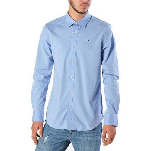 Tommy Hilfiger Pánská košile DM0DM04405-556 (Velikost S)