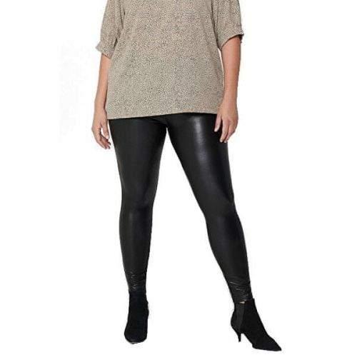 Only Carmakoma Dámské kalhoty CARROOL 15211562 Black (Velikost XL/XXL)