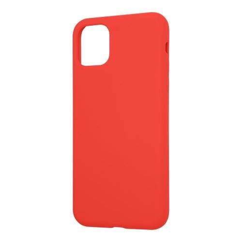 Tactical Velvet Smoothie kryt pro Apple iPhone 11 Pro Max 2452611, červený