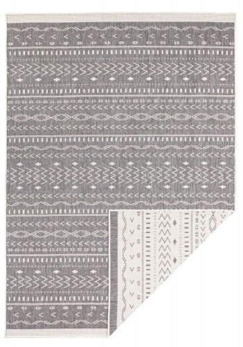 Bougari AKCE: 120x170 cm Kusový koberec Twin Supreme 103437 Kuba grey creme 120x170