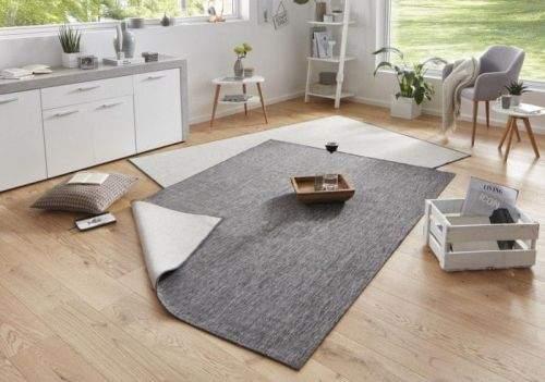 Bougari AKCE: 200x290 cm Kusový koberec Twin-Wendeteppiche 103097 grau creme 200x290