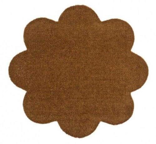 Hanse Home AKCE: 67x67 tvar kytka cm Protiskluzová rohožka Soft & Clean 102459 kytka 67x67 tvar kytka