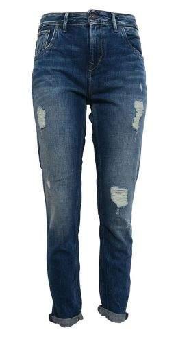 Pepe Jeans Dámské džíny stylu Vagabond značky Pepe Jeans Modrá 30
