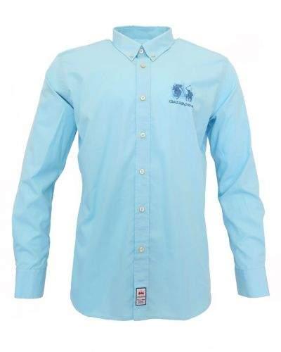 Galvanni košile klasik Mint XXL, Rukáv: Dlouhý