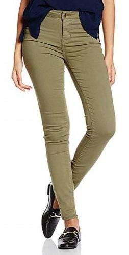 Guess Zelené kalhoty GUESS Zelená 29