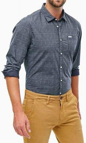 Pepe Jeans Košile PEPE JEANS PM305450 Berkeley Velikost: S