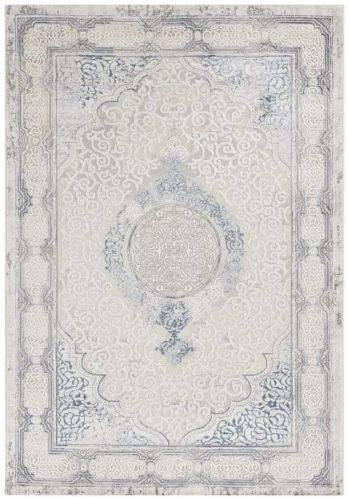 Mint Rugs AKCE: 200x290 cm Kusový koberec Opulence 104720 Cream-blue 200x290