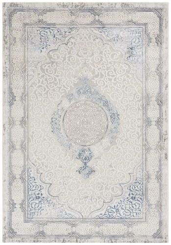 Mint Rugs AKCE: 160x220 cm Kusový koberec Opulence 104720 Cream-blue 160x220