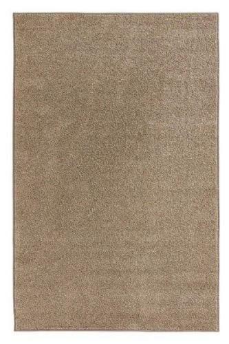 Hanse Home AKCE: 80x150 cm Kusový koberec Pure 102614 Braun 80x150