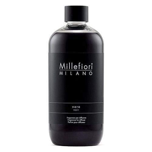 Millefiori Milano Náplň do difuzéru , Natural, 250ml/Nero