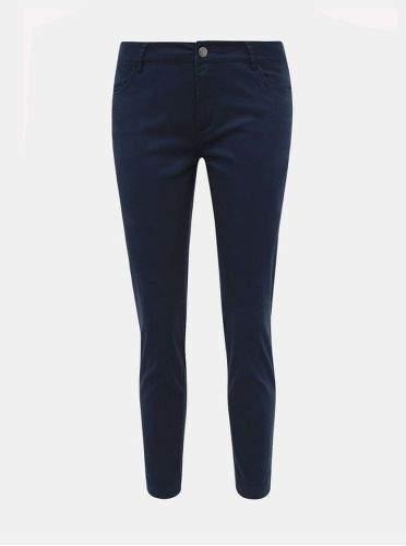 ZOOT Baseline tmavě modré dámské slim fit kalhoty Anna XS