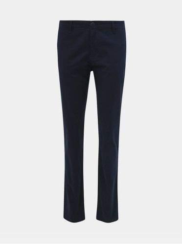 ZOOT Baseline tmavě modré dámské chino kalhoty Heather XS