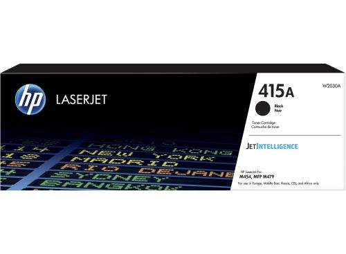HP 415A Black LaserJet Toner Cartridge (W2030A)