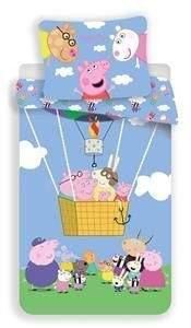 Jerry Fabrics Povlečení Peppa Pig 001 140x200, 70x90 cm