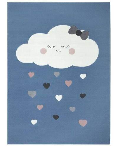 Hanse Home AKCE: 80x150 cm Dětský koberec Adventures 104522 Sky-blue 80x150