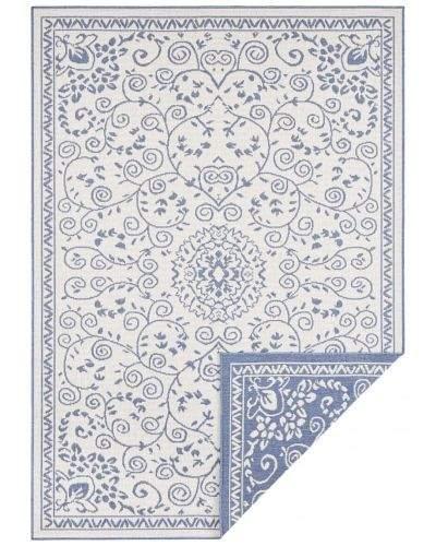 Bougari AKCE: 80x150 cm Kusový koberec Twin Supreme 103867 Blue/Cream 80x150