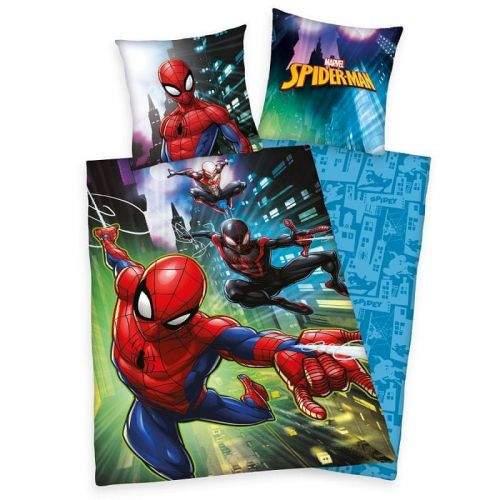 Herding Povlečení Spiderman bavlna 140x200 70x90