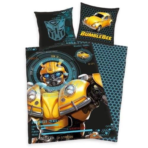Herding Transformers Bumblebee povlečení 140x200/70x90 cm