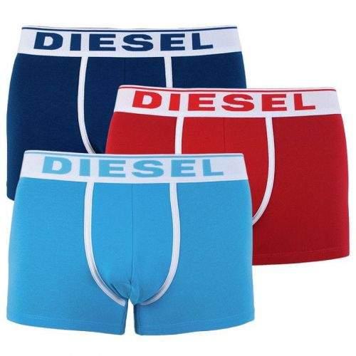 Diesel 3PACK pánské boxerky vícebarevné (00ST3V-0JKKC-E4123) - velikost M