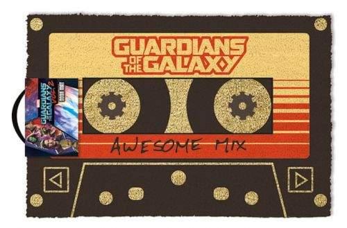 Grooters Rohožka Strážci Galaxie - Awesome mix tape
