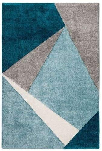 Obsession AKCE: 80x150 cm Kusový koberec Broadway 286 Ocean 80x150
