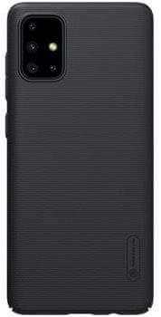 Nillkin Super Frosted Zadní Kryt pro Samsung Galaxy A71, Black 2450396