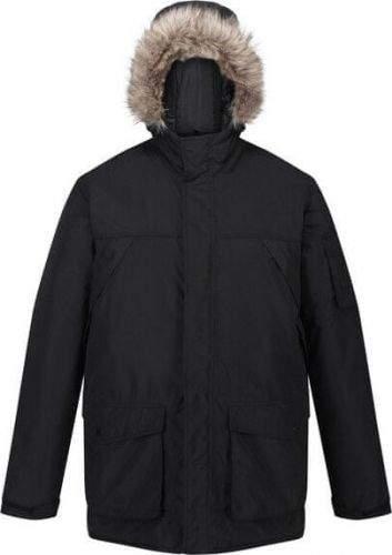 Regatta Pánská zimní bunda Regatta RMP285 Salinger II Černá XXL