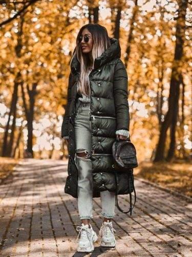 Milujtemodu Super bundička 3 kombinace Velikosti oblečení: L, Barva aktualni: Khaki