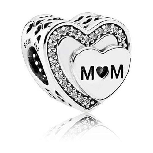 Pandora Stříbrný korálek Mamince 792070CZ