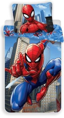 Jerry Fabrics Povlečení Spider-man 02 modrá
