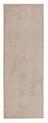 Hanse Home AKCE: 140x200 cm Kusový koberec Pure 102662 Taupe/Creme 140x200