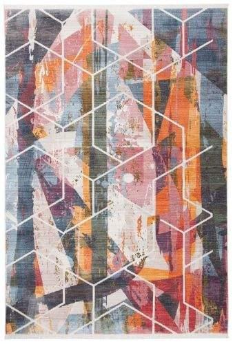 Obsession AKCE: 80x150 cm Kusový koberec Laos 458 Multi 80x150