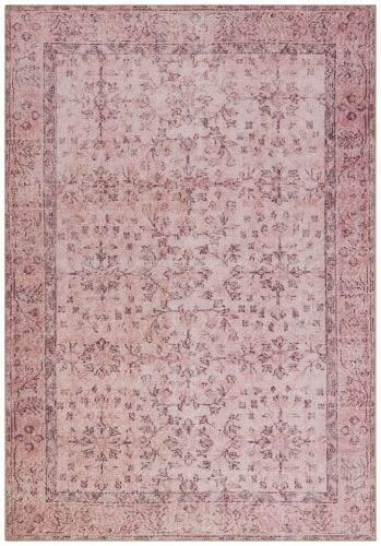 Hanse Home AKCE: 200x290 cm Kusový orientální koberec Chenille Rugs Q3 104704 Rose 200x290