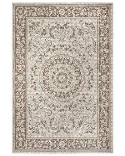 Hanse Home AKCE: 80x150 cm Kusový orientální koberec Flatweave 104811 Cream/Light-brown 80x150
