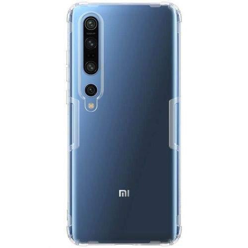 Nillkin ochranné pouzdro pro Xiaomi Mi 10 / Xiaomi Mi 10 Pro transparentní