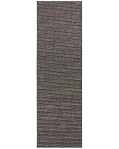 BT Carpet AKCE: 80x150 cm Běhoun Nature 104274 Grey 80x150