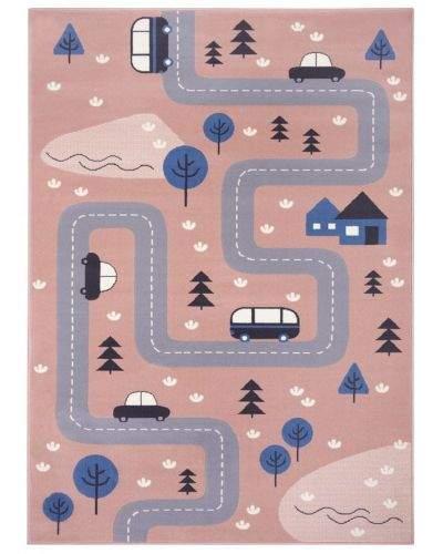 Hanse Home AKCE: 80x150 cm Dětský koberec Adventures 104538 Rose 80x150