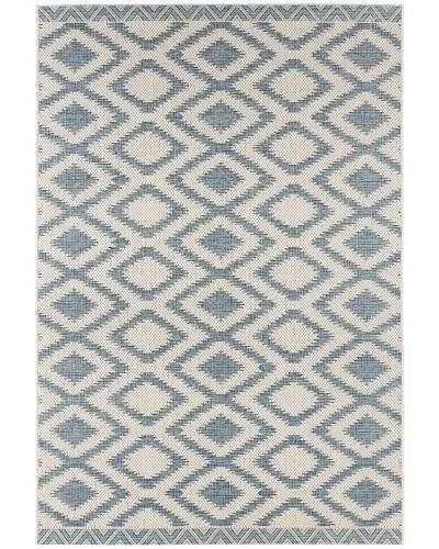 Bougari AKCE: 70x200 cm Kusový koberec Botany Aqua Blue 103311 70x200