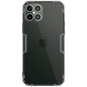 Nillkin Nature TPU Kryt pro iPhone 12 Pro Max 6.7 Grey
