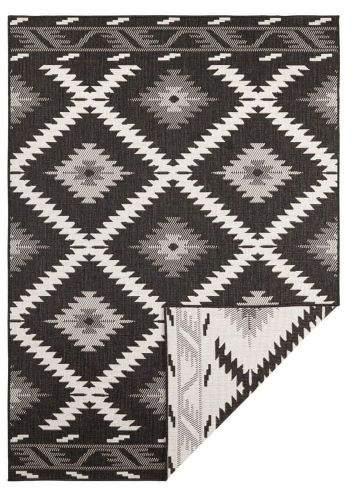 Bougari AKCE: 200x290 cm Kusový koberec Twin Supreme 103429 Malibu black creme 200x290