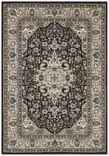NOURISTAN AKCE: 80x250 cm Kusový koberec Mirkan 104439 Cream/Brown 80x250