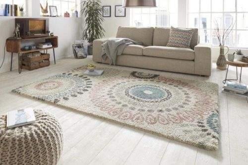 Mint Rugs AKCE: 120x170 cm Kusový koberec Allure 102755 creme 120x170
