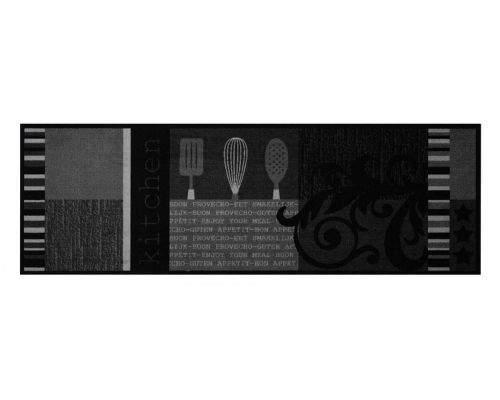 Zala Living AKCE: 50x150 cm Běhoun Cook & Clean 103815 Grey Anthracite 50x150