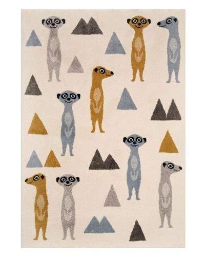 Zala Living AKCE: 120x170 cm Kusový koberec Vini 104170 Creme/Multicolor 120x170