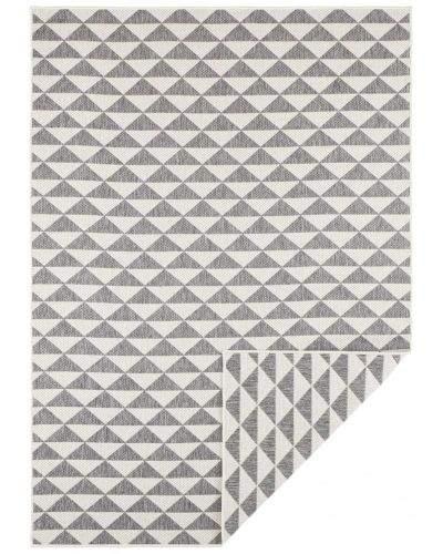 Bougari AKCE: 80x150 cm Kusový koberec Twin Supreme 103766 Grey/Cream 80x150
